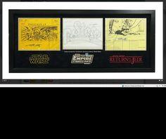 Star Wars Empire, Star Wars, Movie, Cold, Stars, Frame, Picture Frame, Film, Cinema