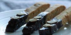 Her har du oppskriften på biscotti. Biscotti, Sweets, Desserts, Food, Tailgate Desserts, Deserts, Goodies, Meals, Dessert