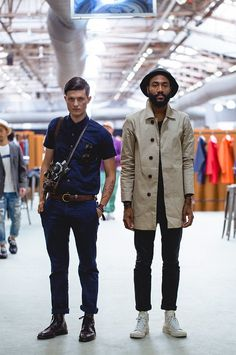 jessupdeane:  Christian and Berlin From ManReady at Liberty Fairs NYC 2014