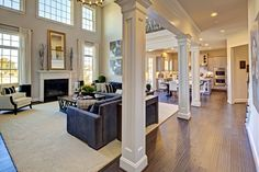 The Remington Place II home design from Heartland Homes.