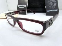 2011 Chrome Hearts Eyeglasses (brown)