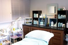 Our fully stocked treatment rooms allow our beauticians to indulge and pampers to your every need.