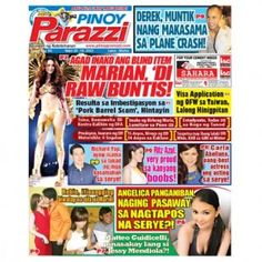 Pinoy Parazzi Vol 6 Issue 90 July 15 – 16, 2013 http://www.pinoyparazzi.com/pinoy-parazzi-vol-6-issue-90-july-15-15-2013/