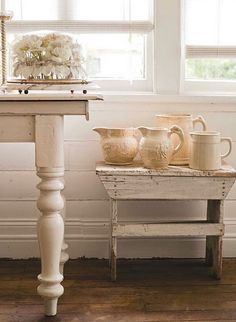 Shabby Chic Farm House <3