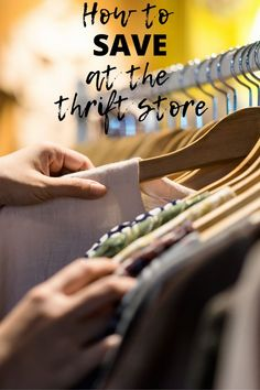 Thrift Store Shopping Tips- how to get the best deal at the thrift store. Thrift Store Shopping, Shopping Tips, Thrift Stores, Moola Saving Mom, Fancy Houses, Lists To Make, Getting Bored, Selling Online, Ways To Save