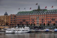 Stockholm, Sweden From Agr8one Flicker