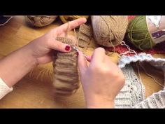 Sibel Kavaklıoğlu'dan çilek bere anlatımı Video 2 - YouTube Crochet Hooded Scarf, Beret, Fingerless Gloves, Arm Warmers, Crochet Baby, Youtube, Knitting, Pattern, Crafts