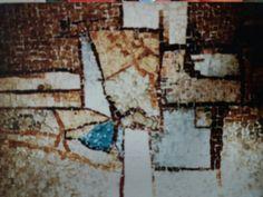Old...old mosaic  ...1976 #mosaic_menossi #mosaicodinamico
