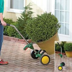 Deluxe Pot Mover