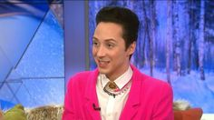 Johnny Weir dazzles audiences with passion, outfits -