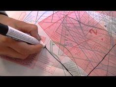 DaWanda Nähschule: Wie kopiere ich ein Schnittmuster auf Papier?
