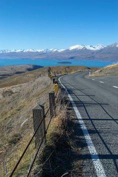 Timaru, Lake Tekapo & Wanaka, New Zealand