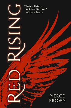 RED RISING Pierce Brown - I wish I had waited until the entire trilogy was out so I could read them back to back.