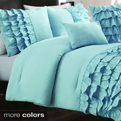 Chelsea 4-piece Reversible Comforter Set - Overstock™ Shopping - The Best Prices on Kids' Comforter Sets