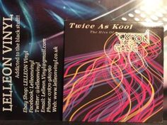 Kool & The Gang Twice As Kool Double LP Album Vinyl Record PROLP2 Soul Pop 80's Music:Records:Albums/ LPs:R&B/ Soul:Soul