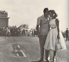 Mike Todd & Liz Taylor
