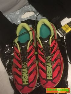 Test chaussure running trail Hoka one one Speedgoat by FibreRunning : test trail sur terrain boueux ayant besoin d'accroche #speedgaoat #trail #vibram