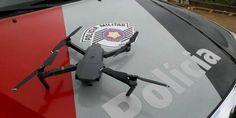 POLÍCIA MILITAR UTILIZA DE TECNOLOGIA NA GUERRA CONTRA O CRIME ORGANIZADO