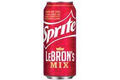 Sprite® LeBron Mix — The Dieline - Branding & Packaging