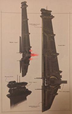 Spaceship Art, Spaceship Design, Arte Sci Fi, Sci Fi Art, Futuristic Art, Futuristic Architecture, Starship Concept, Sci Fi Spaceships, Capital Ship