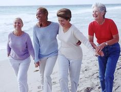 Women who undertook group therapy coped better with breast cancer and ...