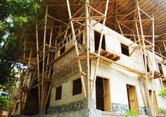 Imagen 1 de 97 de la galería de Cali, Colombia: Escuela de Bambú inicia campaña para finalizar su construcción. © Greta Tresserra