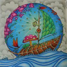 Inspirational Coloring Pages by Renata Clementino #inspiração #coloringbooks #livrosdecolorir #jardimsecreto #secretgarden #florestaencantada #enchantedforest #reinoanimal #animalkingdom #adultcoloring #johannabasford #lostocean #oceanoperdido