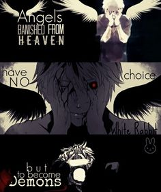 anime, quotes, and tokyo ghoul Bild