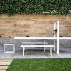 #om_officinae #tcollection #outdoorfurniture #landscape #exteriordesign #landscapedesign #furniture #furnituredesign #ragno #ragnoceramiche #ragnoceramica