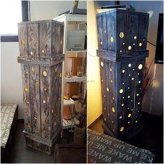 wood pallet decor craft