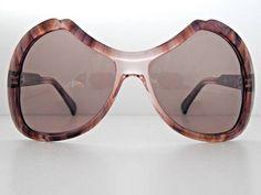 Menrad oversides vintage sunglasses. New old stock 1970