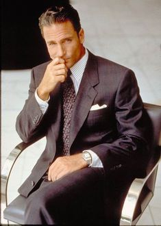 How to Dress Like a CEO (Men)  - Good tips for men on the best way to dress for that important meeting.
