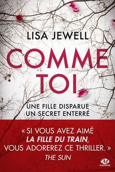 Découvrez et achetez Comme toi - Lisa Jewell - Milady sur www. Good Books, Books To Read, My Books, Lisa, Reading Lists, Book Lists, Book Recommendations, Online Apps, Book Lovers