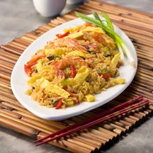 Weight Watchers Shrimp Fried Rice
