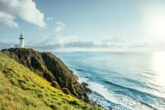 Byron Bay lighthouse // Annika O.