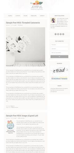 http://www.premiumwp.com/beautiful-feminine-wordpress-themes-for-women/