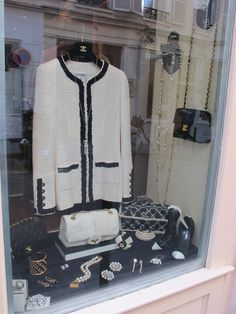 Window from #Chanel