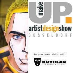 Only a week away! Saturday March 5 and Sunday the 6th you can catch me at MADS2016 teaching my comic-style body art with @kryolanofficial aquacolor! I'll be on the main stage on Saturday at 4pm Sunday will be a two hour hands on training.  Very excited to be travelling to Germany!  @kryolanofficial #mads #mads2016 #dusseldorf #germany #yyc #yycmua #lustredust #comicmakeup #comics #aquaman #makeup #makeupfanatic1 #makeupartistsworldwide #internationalartist