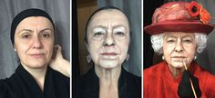 Blogger's Celebrity Makeup Transformations Are Unreal