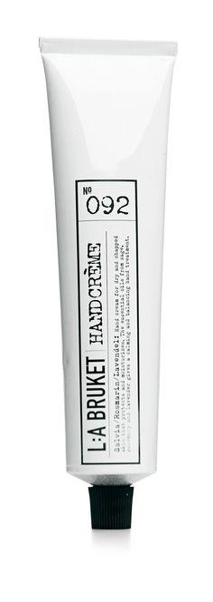 L:A Bruket - 092 HANDCRÈME Salvia / rosmarin / lavendel 70ml