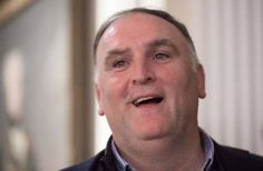 Chef Jose Andrés kitchen has served 1 million meals in...