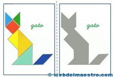 Gato-3 Elementary Spanish, Elementary Schools, Maths Day, Interesting Drawings, Team Building Games, Jolly Phonics, Visual Learning, Math Art, Folder Games