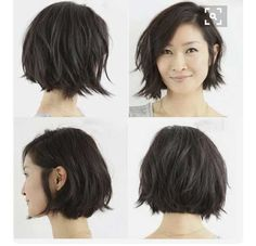 20 Layered Short Haircuts 2014 - The Hairstyler Best Picture For messy bob hairstyles For Your Taste Short Haircuts 2014, Short Layered Bob Haircuts, Popular Short Hairstyles, Short Bob Hairstyles, Hairstyles Haircuts, Pretty Hairstyles, Short Bobs, Layered Bobs, Short Layers