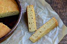 Simple Coconut Flour Cake (gluten free, grain free, nut free, paleo) ~ savorylotus.com