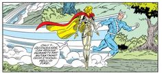 The Goddess makes her pitch to Quicksilver in Infinity Crusade #1