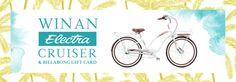 Win an Electra KOA 3i Bike  $250 Billabong Gift Card {US}... sweepstakes IFTTT reddit giveaways freebies contests