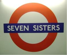 Seven Sisters Tube Station London Step by Step Guide #London #stepbystep