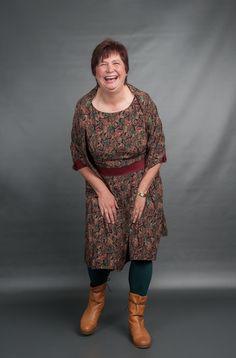 Mode für Frauen ab 50 Winter Fashion, Pictures, Old Ladies, Sexy Older Women, Old Women, Womens Fashion, Gowns