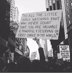 i believe in you. i believe in all of us. on We Heart It Trump Protest, Protest Signs, Protest Posters, Power To The People, Intersectional Feminism, Jolie Photo, Patriarchy, Women Empowerment, Equality