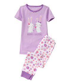 Adorable Easter Pajamas for Kids @chasing fireflies #Easter #Bunny ...